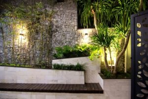 Hoà mình với thiên nhiên bằng đá ốp tường tự nhiên