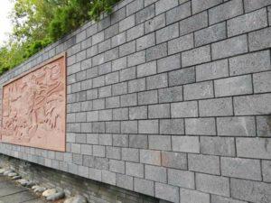 Tô điểm thêm cho bức tường bằng đá trang trí ngoại thất