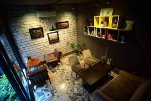 Gạch bông trang trí quán cà phê và quán ăn