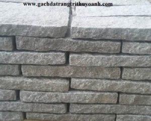 Đá granite Phước Hoà lát sân