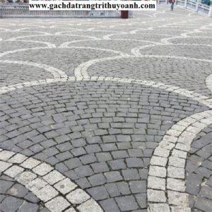 Đẹp hơn cho sân vườn được tạo kiểu bằng đá cubic