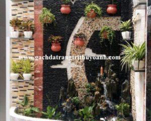 Đá suối quy cách trang trí tiểu cảnh sân vườn
