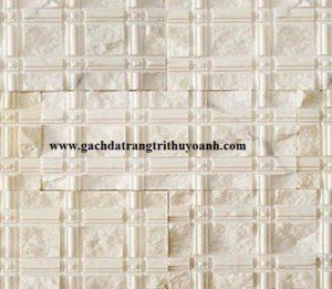 Đá bóc ô vàng trang trí tường nhà