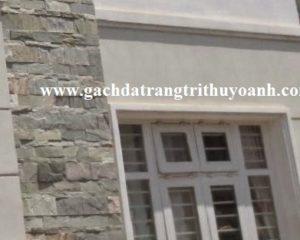 Tô điểm cho cột tường bằng đá vân gỗ 3 size