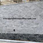 Tạo điểm nhấn cho không gian nội ngoại thất bằng đá mài bóng bông mai